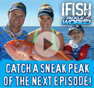 IFish - Catch a sneak peak of the next episode