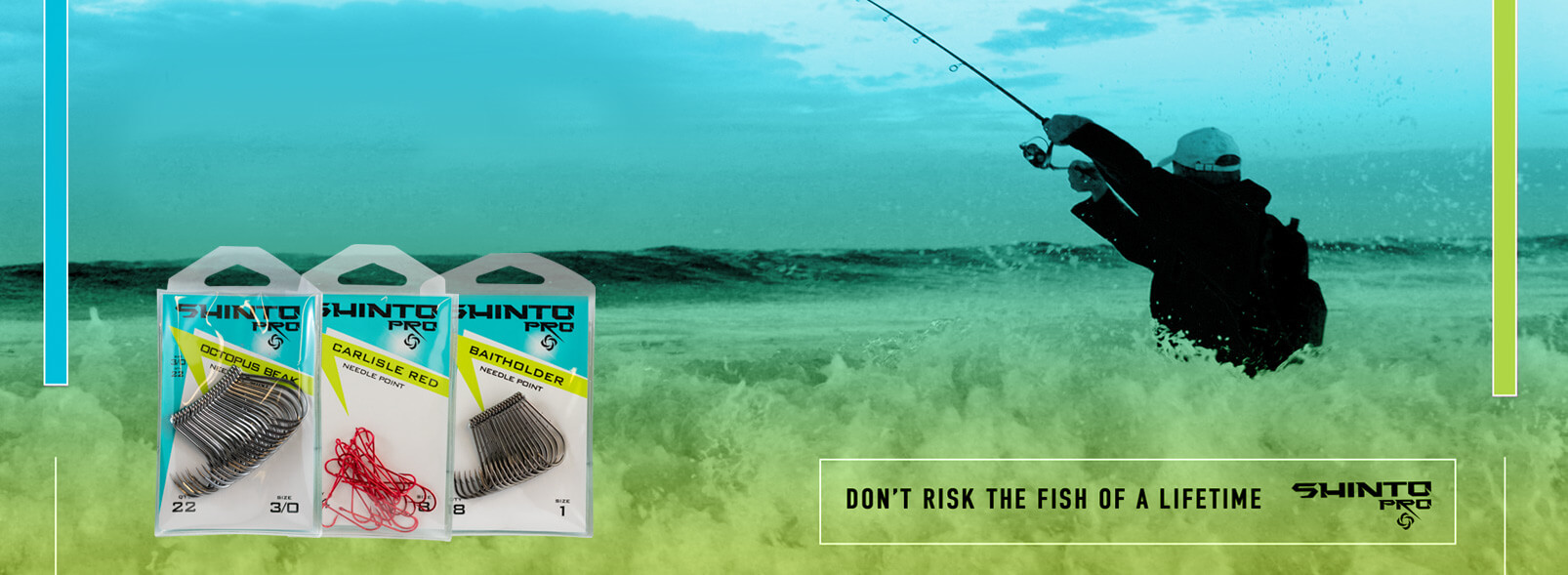 Shinto Pro Hooks don't risk the fish of a lifeetime image