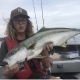 Tackle World's Local Hero Charlie with Lakes Entrance Kingfish