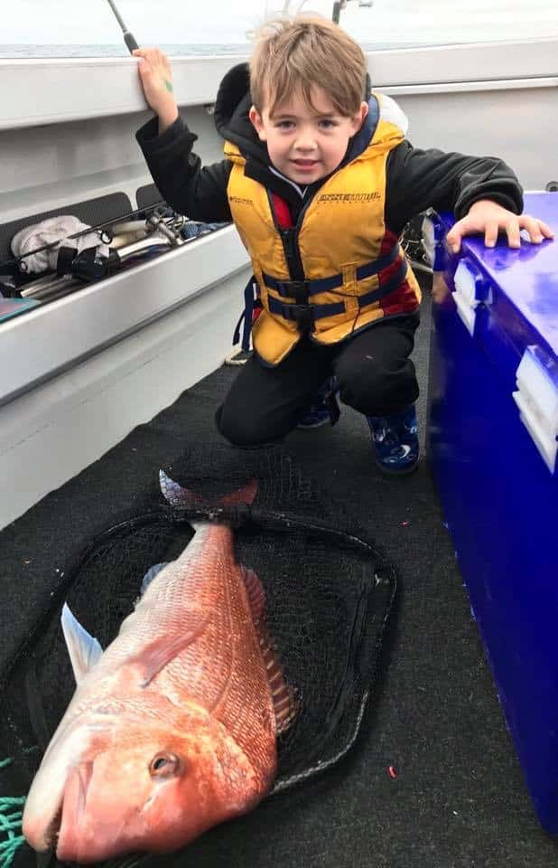 Tackle World Local Hero Jai with his very own Snapper