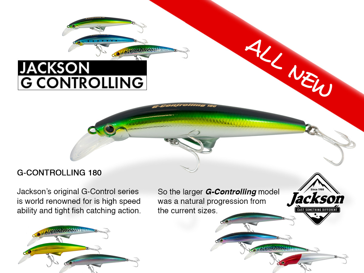 Jackson G Controlling Lure