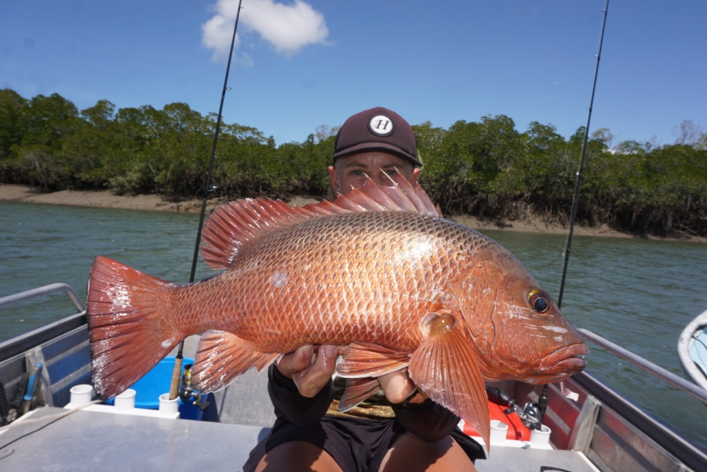 Local Hero Bill & mangrove jack