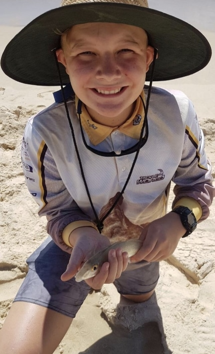 tackle World's Local Hero Riley & Whiting
