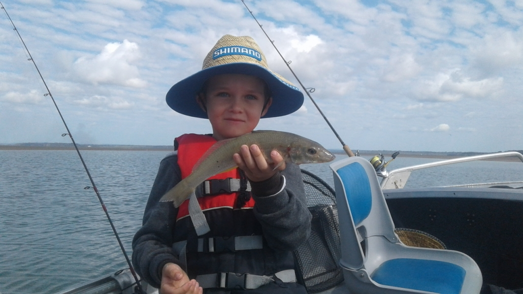 Tackle World's Local Hero Luke with a nice Whiting