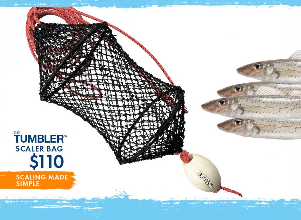 The Tumbler Scaler Bag $110