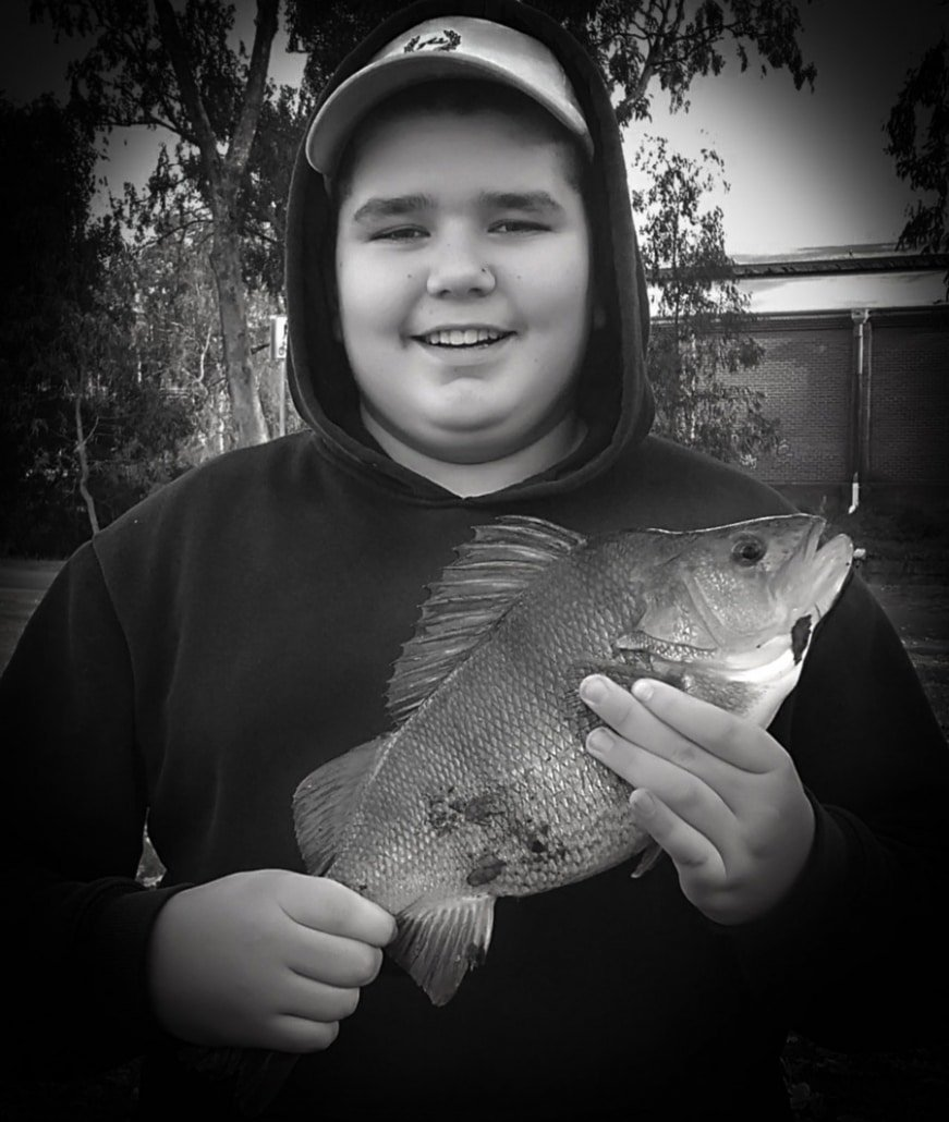 Tackle World's Local Hero Dylan with first Redfin