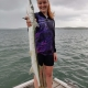 Tackle World's Local Hero Courtney and a monster Longtom